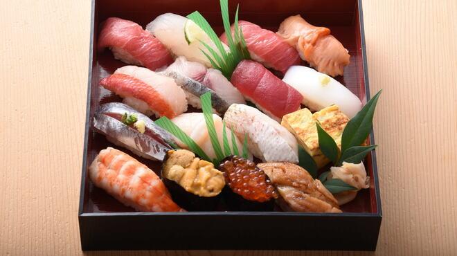寿司割烹 すし将 - メイン写真: