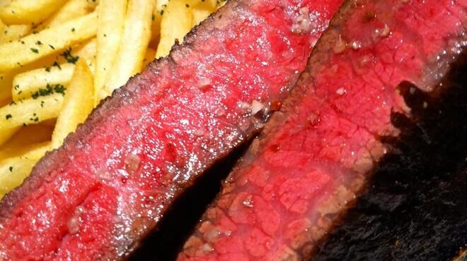 ラ・ブーシェリー・デュ・ブッパ - 料理写真:60日熟成牛