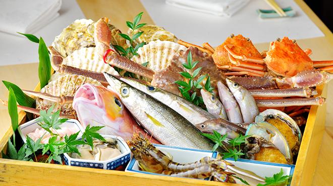 てんぷら 木坂 - メイン写真:食材_魚