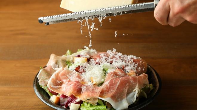 国産牛ステーキ・石焼生パスタ イタリアン食堂COVER. - メイン写真: