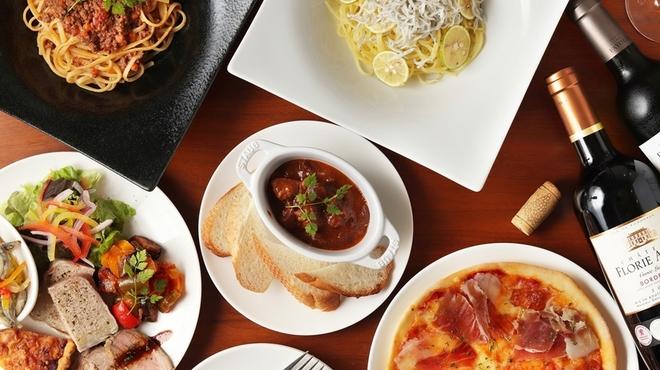 レストラン バル ラルゴ - メイン写真: