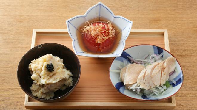 炭焼 小料理 わさび - メイン写真:
