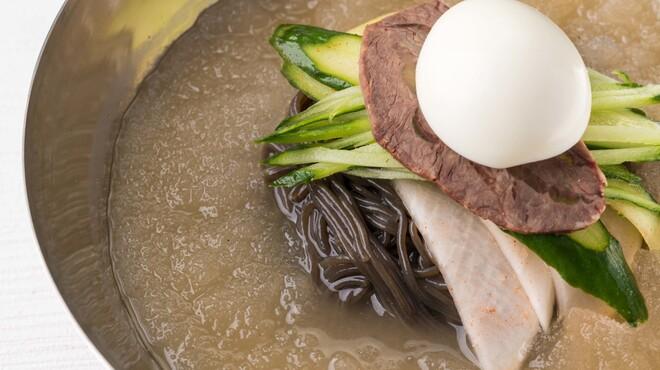 焼肉冷麺 ユッチャン。 - 料理写真:葛冷麺