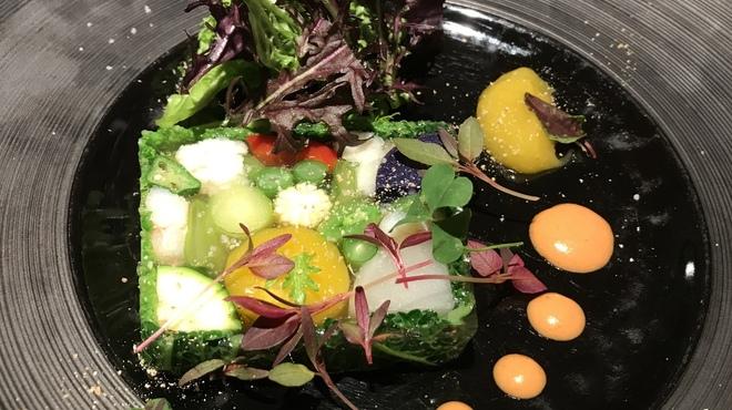 ビストロ お野菜と. - メイン写真: