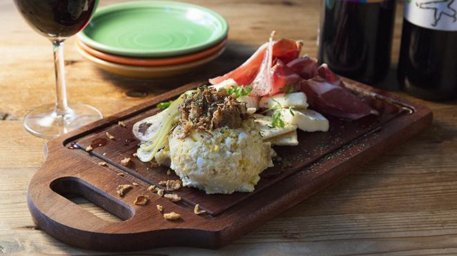 秋葉原500バル - 料理写真:本日のタパス3種