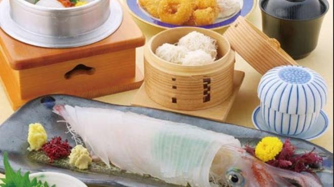 遊魚菜 平翁 - 料理写真: