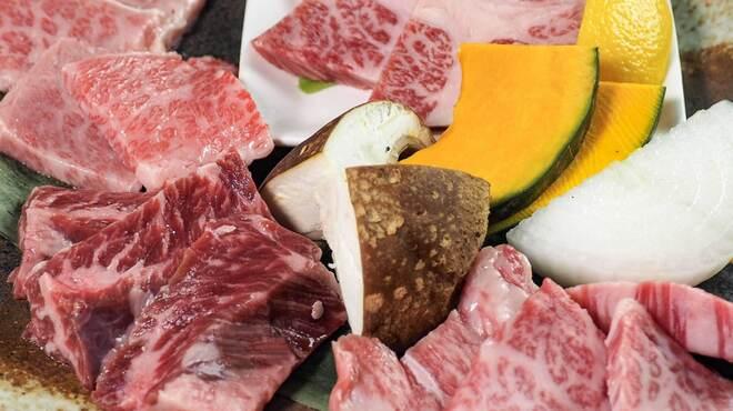 和牛焼肉と新鮮ホルモン MIYAKO - メイン写真: