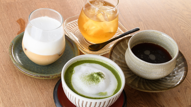 うめのま - 渡辺通(カフェ)の写真4