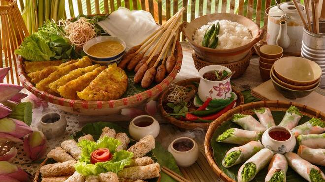 ベトナム料理店 ウィッチ フォ - メイン写真: