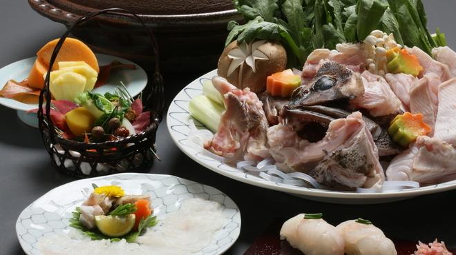京料理・寿司 竹林 - 料理写真: