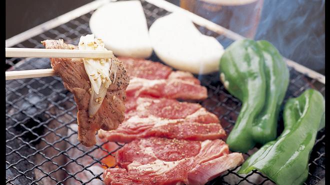 すすきの 肉の浅鞍 - 料理写真: