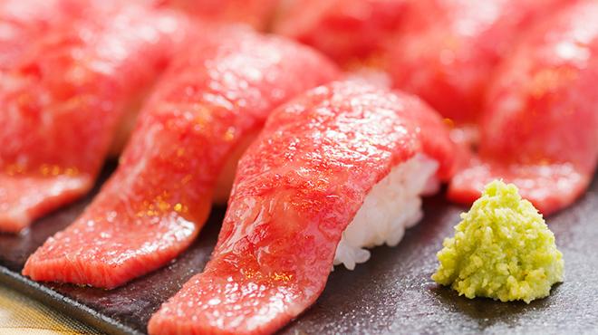 炙りにく寿司食べ放題としゃぶしゃぶ食べ放題 肉バル CHACHA - メイン写真: