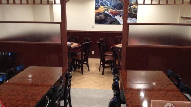 萬福園 - 内観写真:円卓 個室 テーブル 堀ごたつ 有り!全80席 貸切45名様より 宴会各種ご相談下さい。