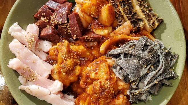 琉球焼肉 天の川食堂 てぃんがーら - メイン写真:
