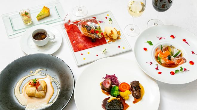 フランス料理ビストロやま - 料理写真:クリスマスディナー