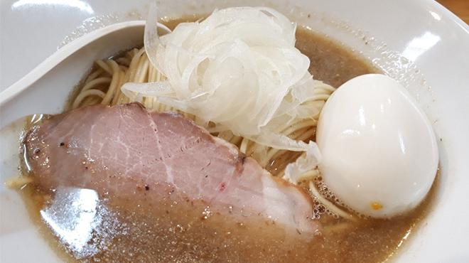 煮干中華ソバ イチカワ - メイン写真: