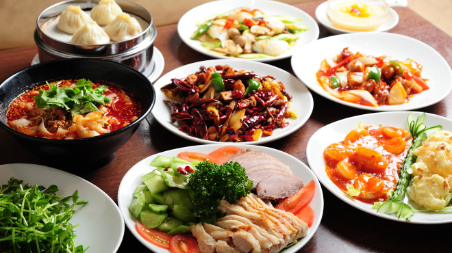 中華料理 朝霞 - メイン写真: