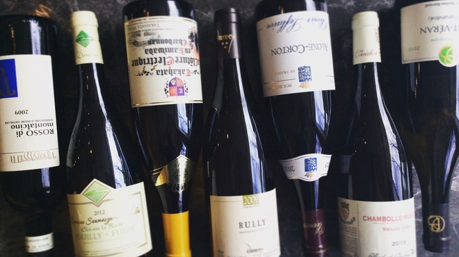 bar à vin PARTAGER - メイン写真: