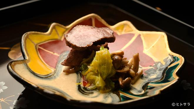 祇園こたに - 料理写真: