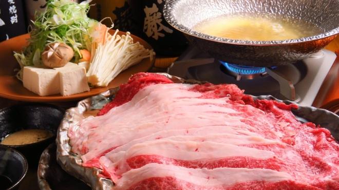 赤身肉としゃぶしゃぶ 晴 - メイン写真:
