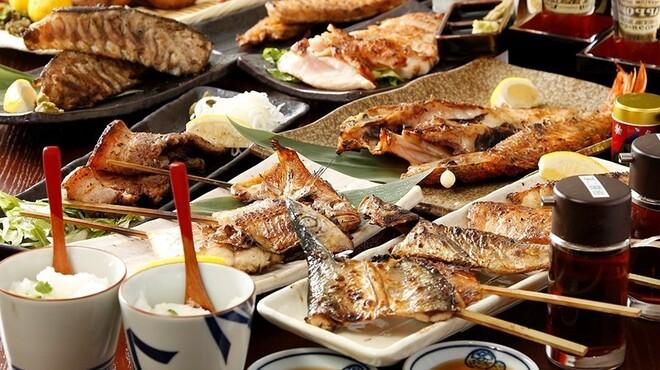 炭火焼専門食処 白銀屋 - 料理写真: