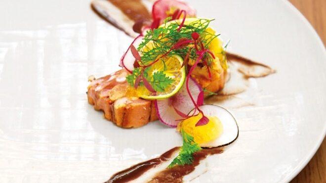 TN - 料理写真:秋刀魚のテリーヌ