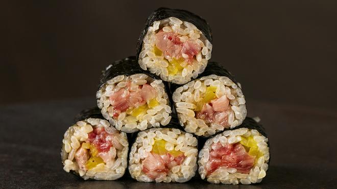 牛肉寿司 きんたん - 料理写真: