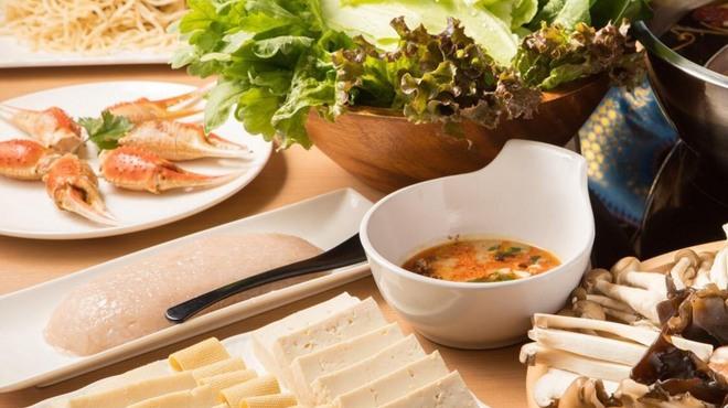 モンゴル薬膳鍋 - メイン写真: