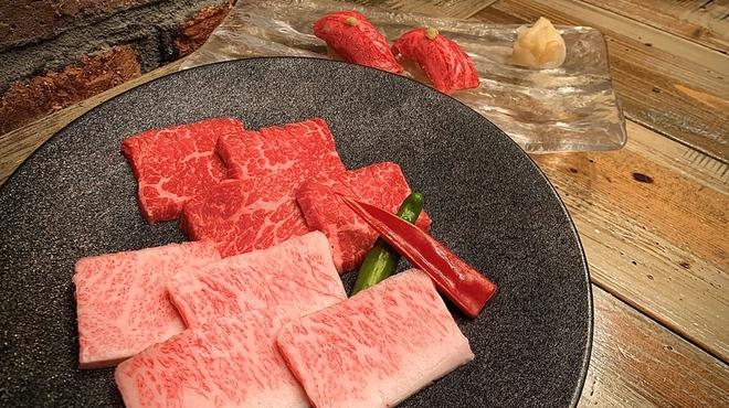 六本木焼肉 Kintan - 料理写真: