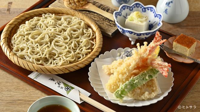 箱根暁庵 - 料理写真:「車えび」「足柄の名水」など、すべての素材を厳選