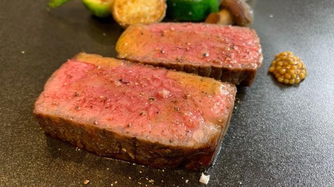PRIMO - 料理写真:熊本県産 あか牛