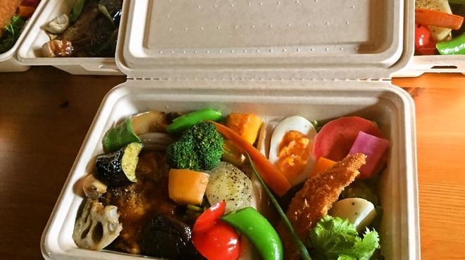 Roji菜園テーブル - 料理写真:Roji弁当