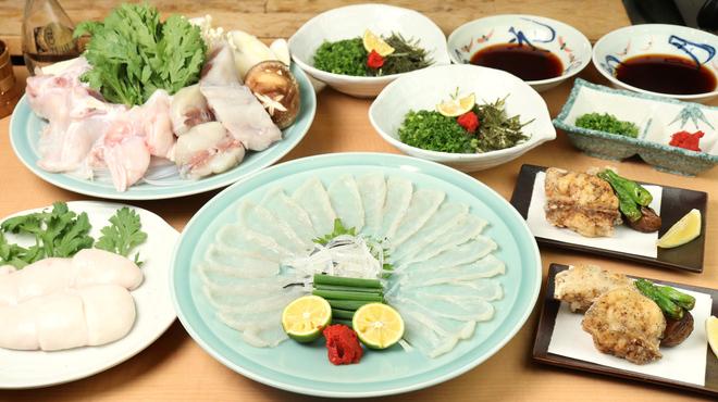 日本料理 大森満福 - メイン写真:
