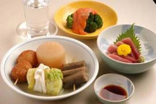 おぐ羅 - 料理写真:おでんと逸品料理