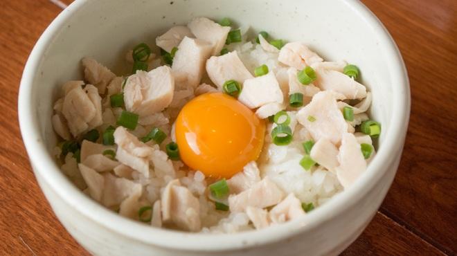 鶏そば みた葉 - メイン写真: