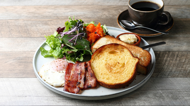 GOOD MORNING CAFE NOWADAYS - メイン写真: