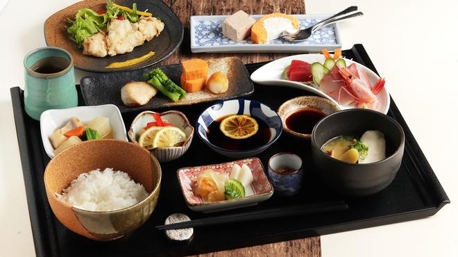 お食事 久 - メイン写真: