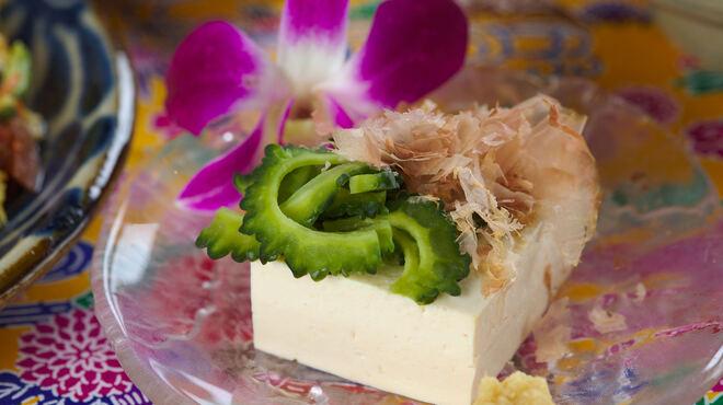 新橋 沖縄料理 奄美料理 島の台所 まさむぬ - メイン写真: