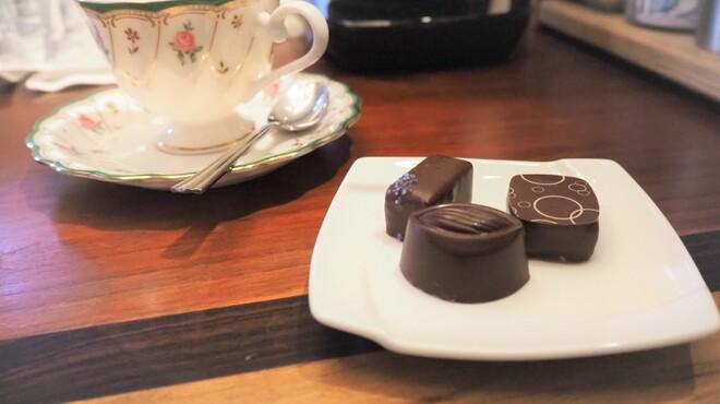 DEPLA POL CHOCOLATIER - メイン写真: