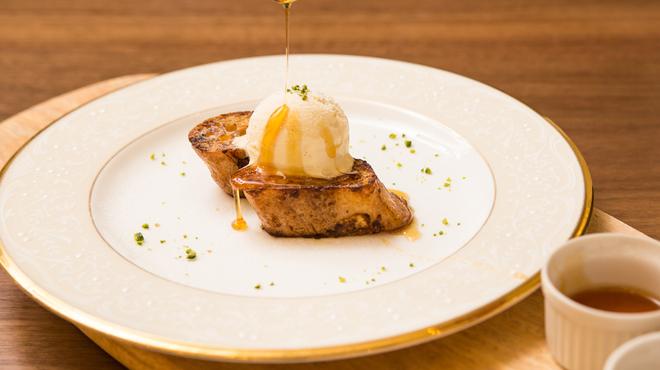 ヴィクトリアグローブ - 料理写真:フレンチトースト