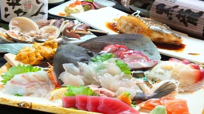 海の台所 はまきん - メイン写真: