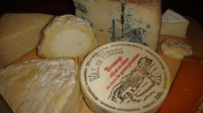 バール カイ - 料理写真:チーズ盛り合わせ