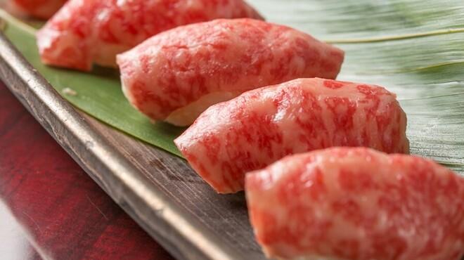 A4和牛寿司 肉バル BISON  - メイン写真: