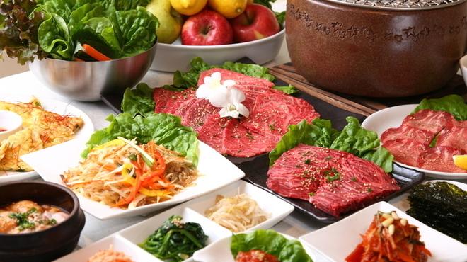 KOREAN DINING KOSARI TOKYO - メイン写真:
