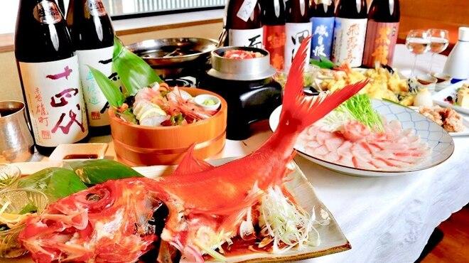 日本酒 酒晴 - メイン写真:
