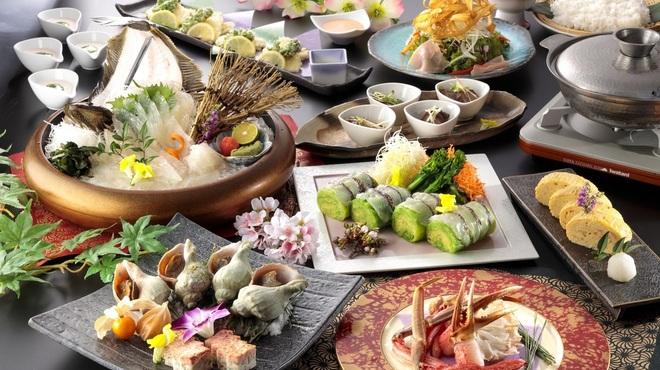 ざうお - 料理写真:2020年春宴会4500円