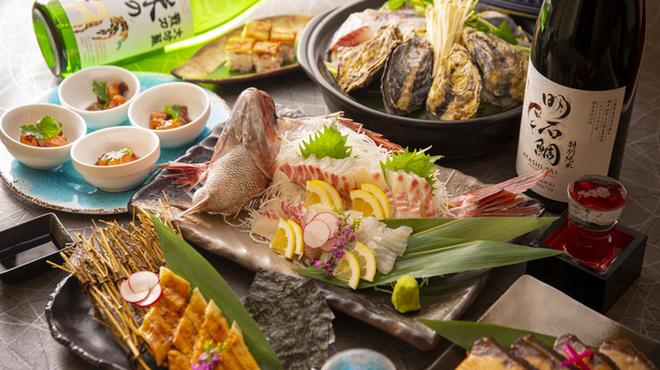 あかし亭 魚の棚 - メイン写真: