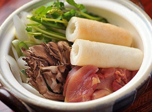 かまくら家 - 料理写真:きりたんぽ鍋