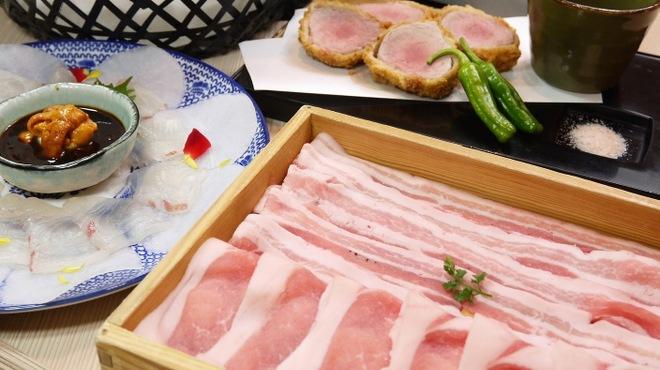 豚しゃぶ せいろ蒸し HARU - メイン写真: