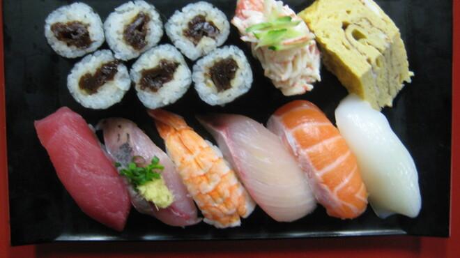 タフ - 料理写真:平日限定 握りセット
